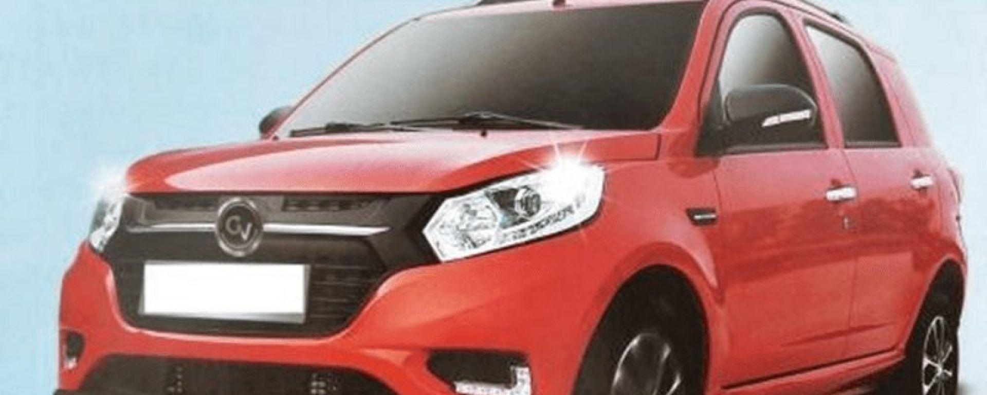 Elettra SUV, quadriciclo di Green Vehicles: compatto e con 200 km di autonomia