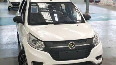 Elettra SUV, quadriciclo di Green Vehicles