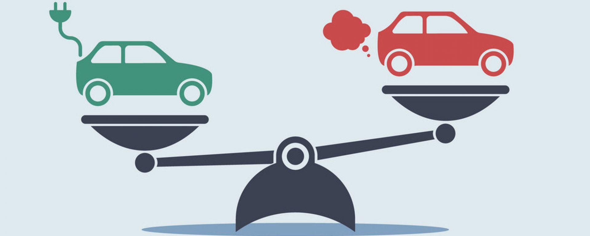 Elettriche più economiche di benzina e diesel dal 2027. Se lo dice Bloomberg...