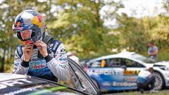 Elfyn Evans - Ford M Sport WRC 2017