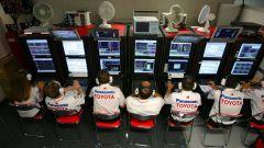 Eliminare la telemetria ma anche il lavoro fatto al computer dai tecnici, potrebbe dare più spettacolo alla F1