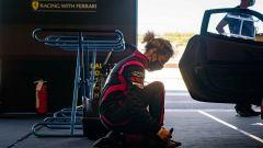 ELMS 2020, Rahel Frey (Ferrari 488 Iron Dames)
