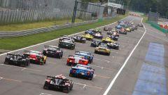 ELMS, 4 Ore di Monza 2019: il gruppo alla partenza della passata edizione