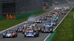 ELMS, 4 Ore di Monza 2019: la partenza della passata edizione