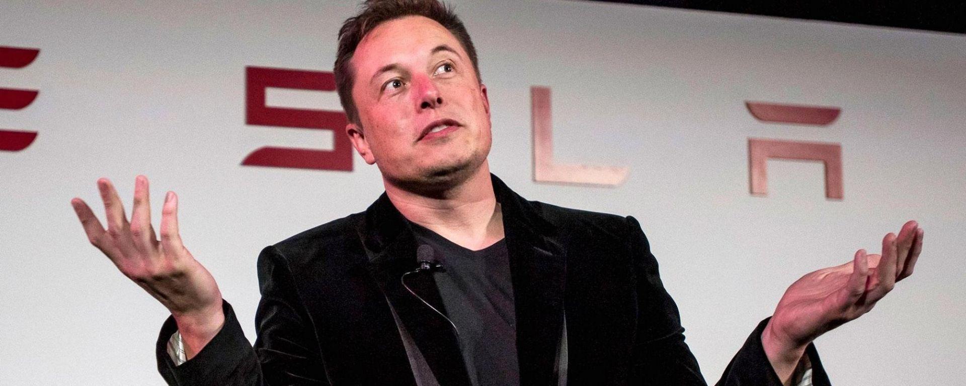 Elon Musk: necessario ridimensionamento organico Tesla