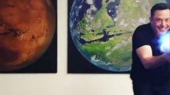 Elon Musk, paladino in difesa del pianeta Terra