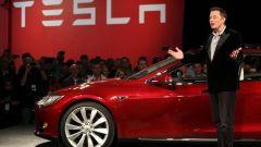 Elon Musk, patron di Tesla