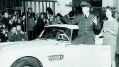 Elvis comprò la 507 nel 1958, mentre prestava servizio militare in Germania