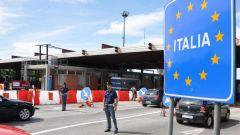 Emergenza Coronavirus, la situazione ai confini italiani