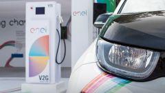 Enel, nuova rete europea di ricarica ultraveloce per auto elettriche