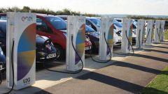 Enel, 7mila colonnine di ricarica rapida per auto elettriche entro il 2020