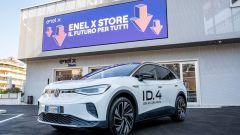 Enel X, a Roma la prima stazione di ricarica ultrafast a 350 kW - Immagine: 1