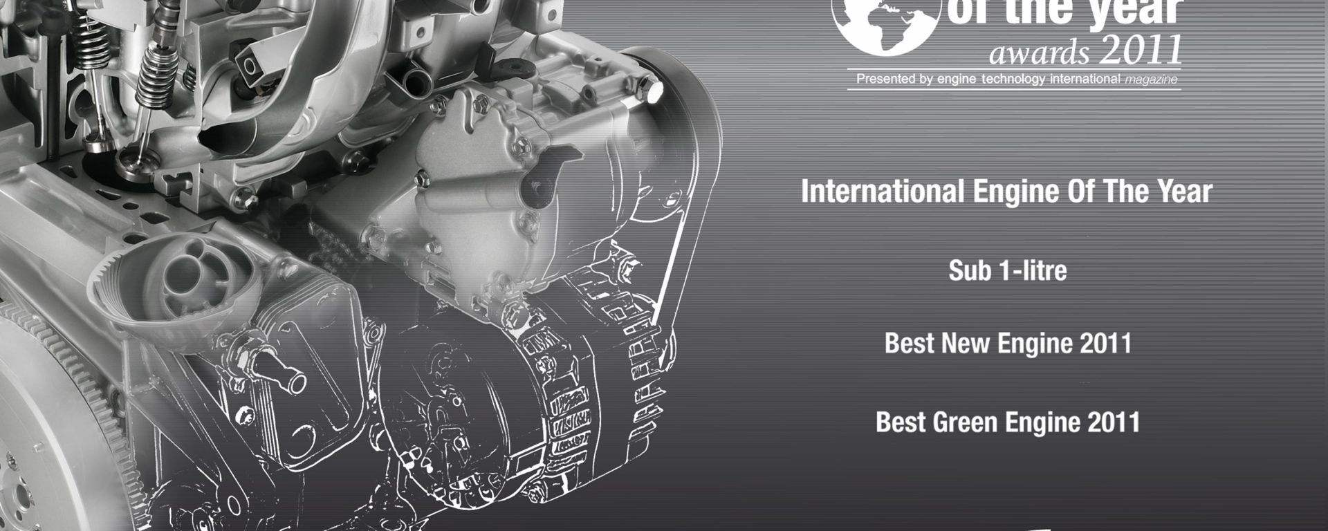Engine of the Year 2011
