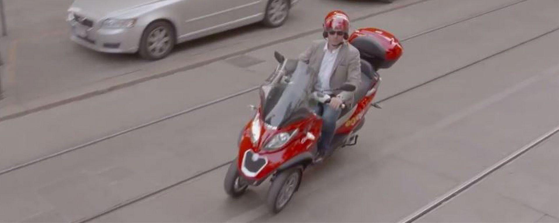 Enjoy: al via lo scooter sharing a Milano