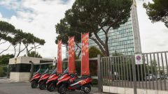 Eni Enjoy: lo scooter sharing arriva a Roma - Immagine: 5