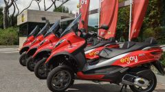 Eni Enjoy: lo scooter sharing arriva a Roma - Immagine: 1