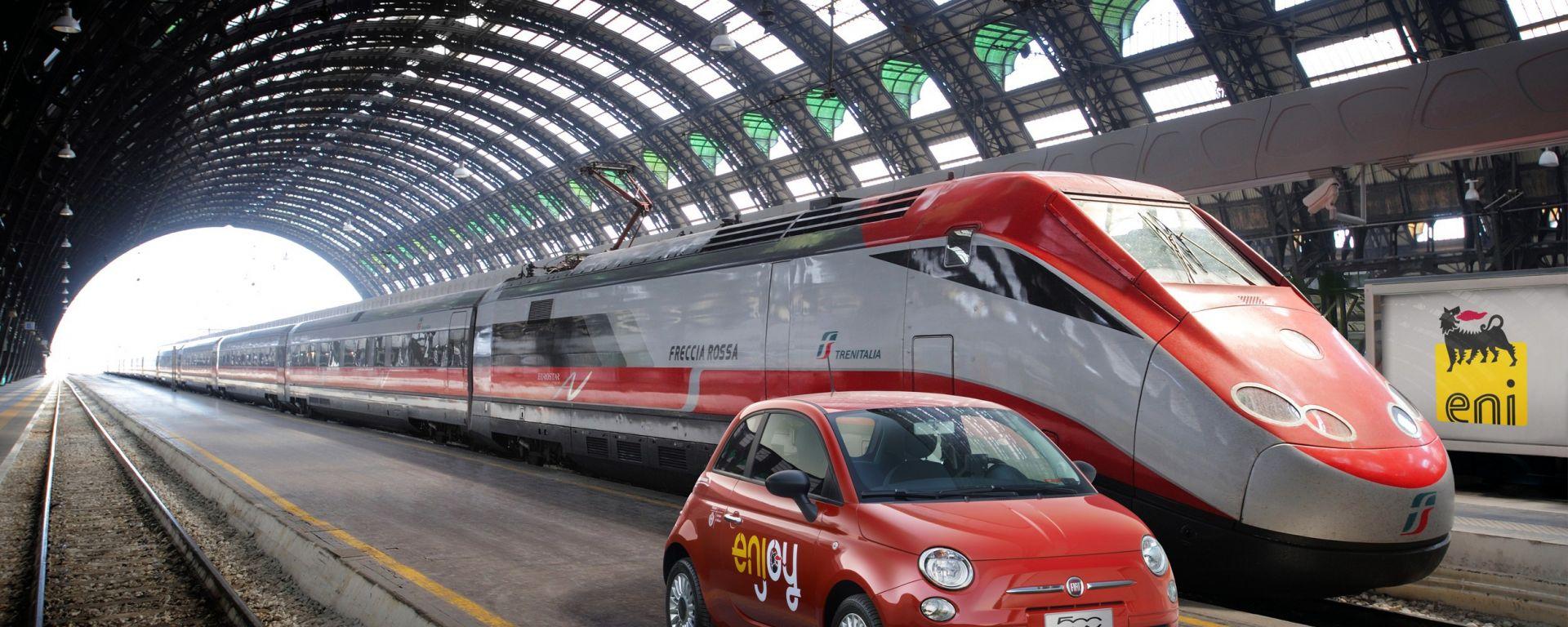 Enjoy: un altro car sharing a Milano