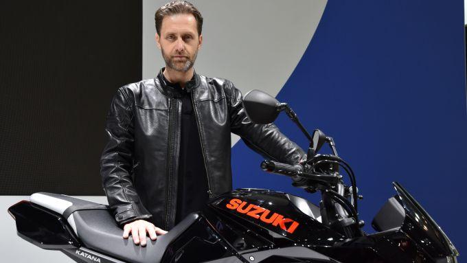 Enrico Bessolo, Direttore Commerciale settore Moto di Suzuki Italia
