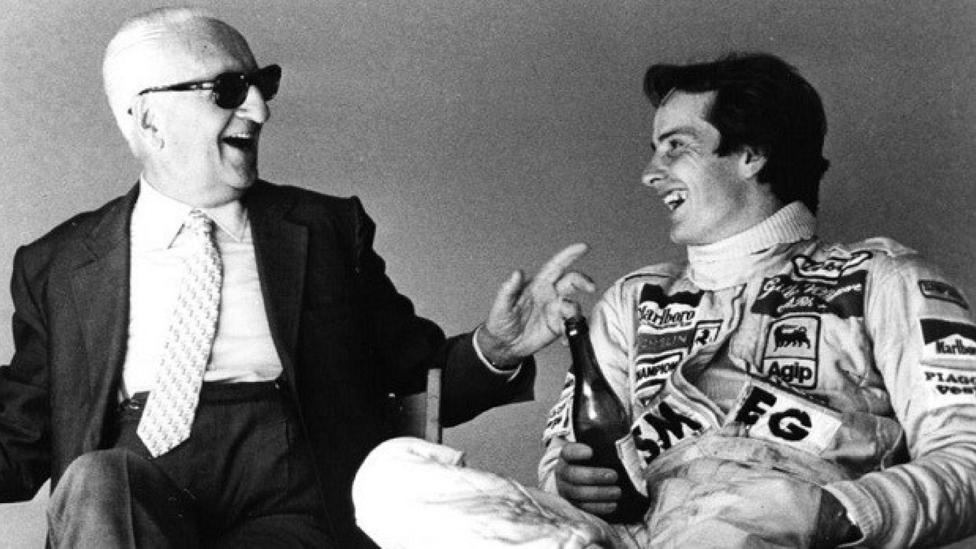 F1 2017 la scuderia ferrari ricorda villeneuve a 35 anni for Incidente gilles villeneuve