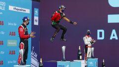 ePrix Berlino-2 2020: Da Costa imprendibile, podio per Buemi e Di Grassi - Immagine: 1
