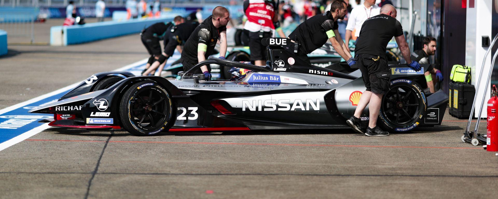 ePrix Berlino 2019, è Sebastien Buemi il poleman