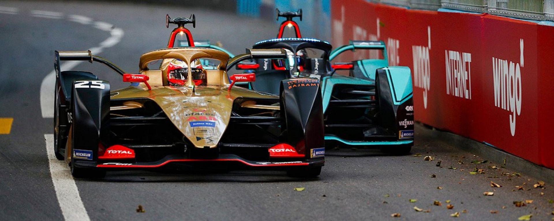 ePrix Berna, Jean Eric Vergne (DS Techeetah) vince la gara