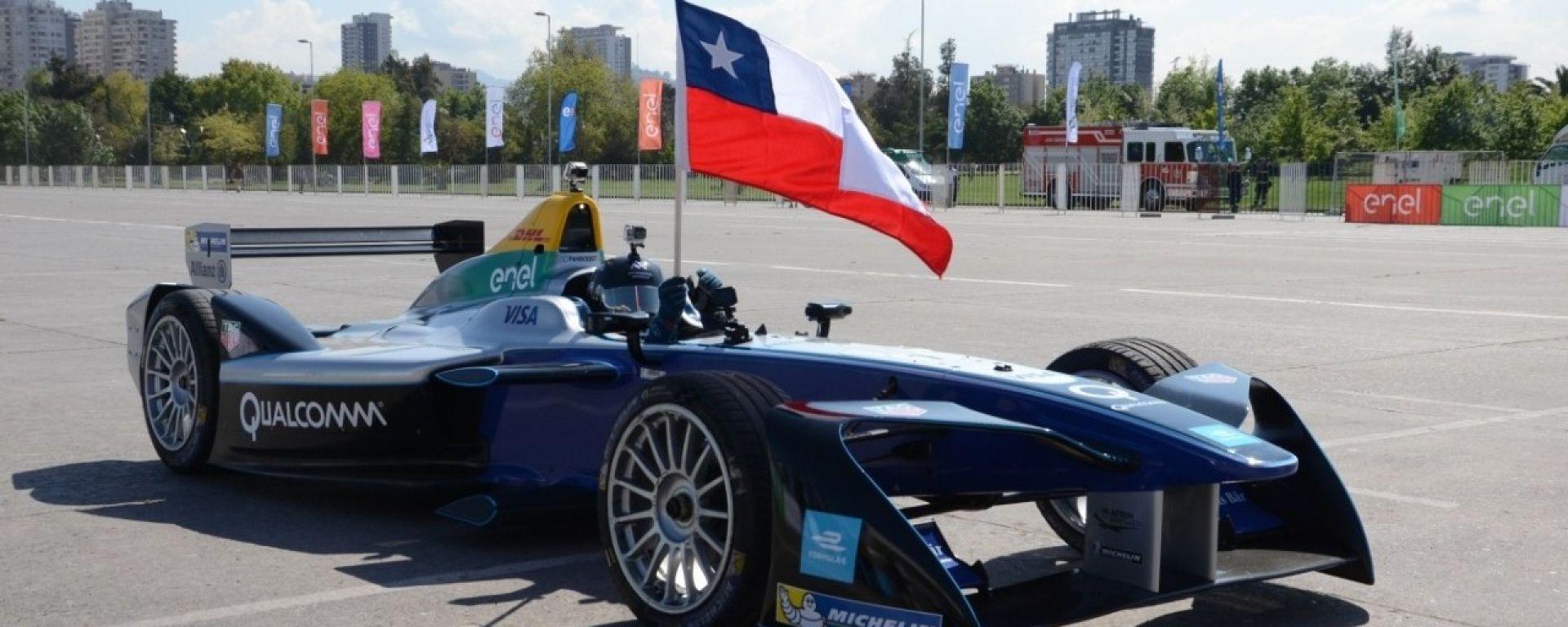 ePrix di Santiago del Cile