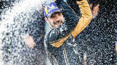 ePrix Monaco 2019, i festeggiamenti del podio