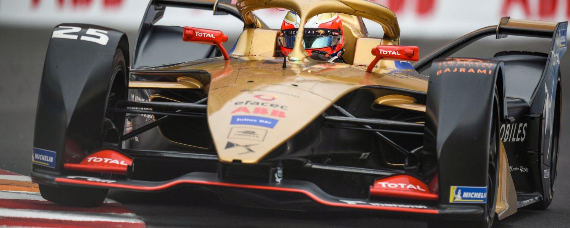 ePrix Monaco 2019, sarà Vergne a partire dalla pole position