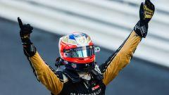 ePrix Monaco 2019, Vergne festeggia dopo la gara