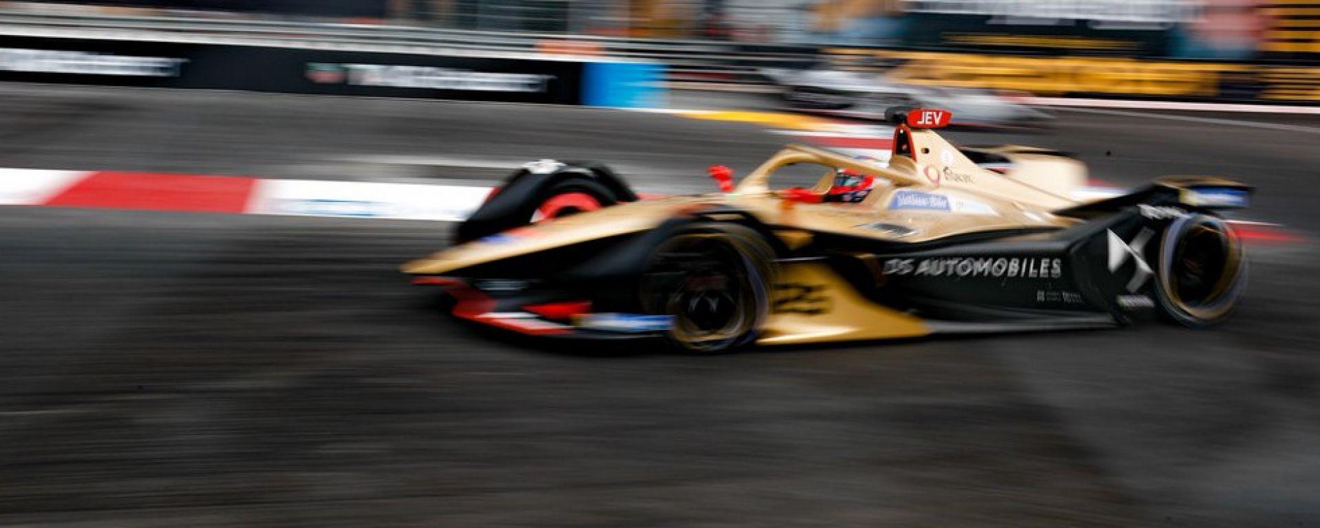 ePrix Monaco 2019: tappa e maglia per Vergne, Massa sul podio