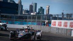 ePrix New York 2019, Buemi al volante della sua Nissan e.Dams