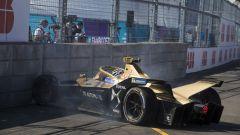 ePrix New York 2019, l'incidente di Lotterer in Gara-1