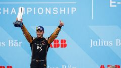 ePrix Parigi 2019, Lotterer sul podio
