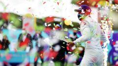 ePrix Roma-2 2021, Stoffel Vandoorne (Mercedes EQ Formula E Team) festeggia la vittoria