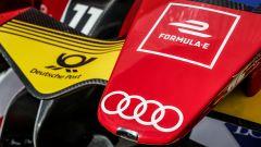 ePrix Roma 2019, il musetto dell'Audi e-Tron FE05