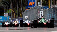 ePrix Roma 2019, Lucas Di Grassi nelle prime battute di gara