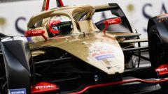 ePrix Roma 2019, Vergne impegnato tra le curve del circuito dell'Eur