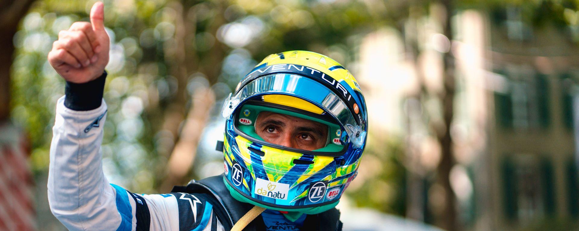 ePrix Svizzera 2019, Felipe Massa saluta il pubblico