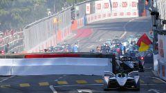 ePrix Svizzera 2019, le immagini dell'incidente alla prima curva