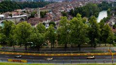 ePrix Svizzera 2019, le monoposto sul tracciato di Berna