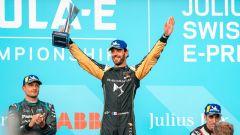 ePrix Svizzera 2019, Vergne esulta sul gradino più alto del podio