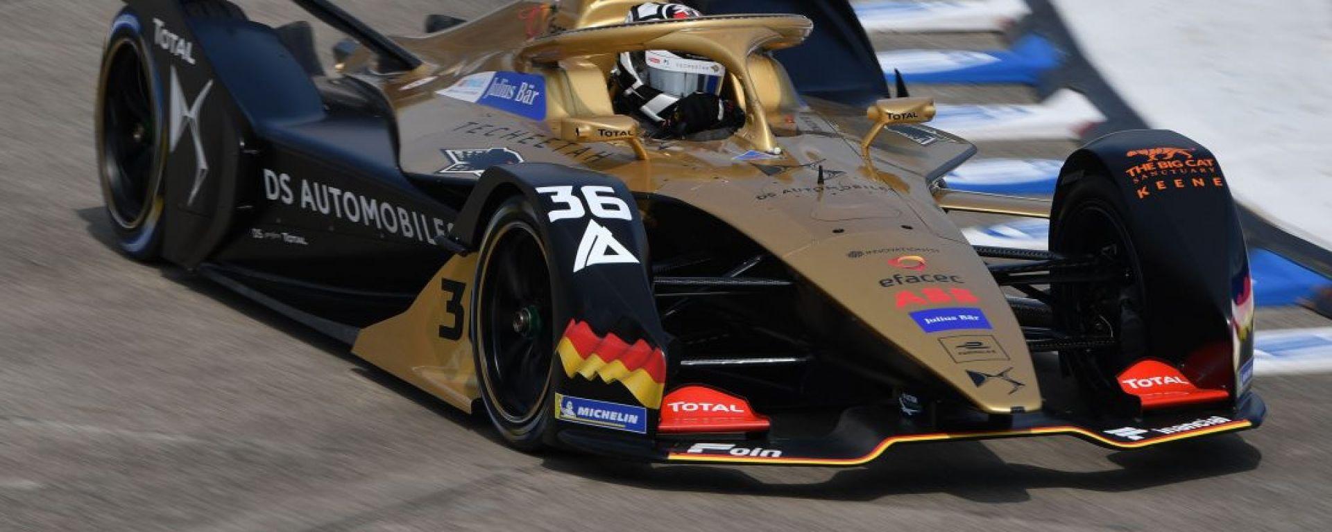 ePrix Svizzera, DS Techeetah a caccia di un doppio podio