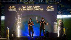 ERC 2020: Alexey Lukyanuk e Alexey Arnautov (Citroen C3 R5)