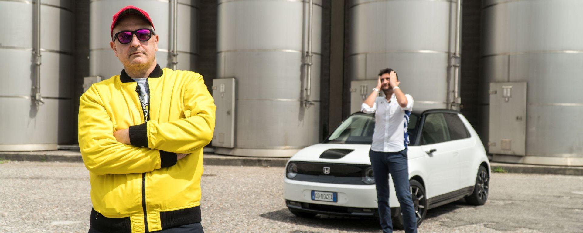 Ernesto Carbone: la (contro) prova di Honda e