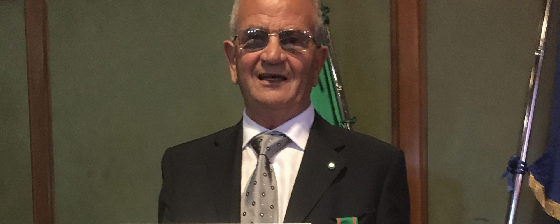 Ernesto Gazzola fondatore di Gaerne