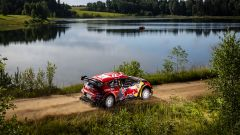 Esapekka Lappi - Citroen C3 Wrc Plus Rally dell'Estonia
