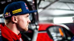Esapekka Lappi - Citroen Racing Rally di Argentina