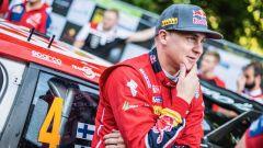 Esapekka Lappi - Citroen Total World Rally Team