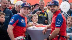 Esapekka Lappi e Janne Ferm - Citroen Total World Rally Team